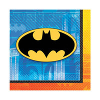 Batman Beverage Napkins (16)