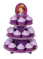 Disney Junior Sofia the First Cupcake Stand