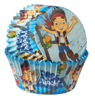 Disney Jake and the Never Land Pirates Baking Cups (50)