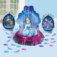 Disney Cinderella Table Decorating Kit