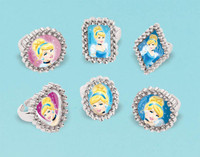 Disney Cinderella Jewel Rings (18)