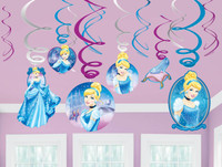 Disney Cinderella Hanging Swirl Value Pack