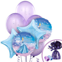 Disney Cinderella Balloon Bouquet