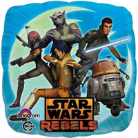 Star Wars Rebels Foil Balloon