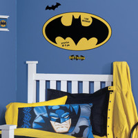 Batman Dry Erase Giant Wall Decals