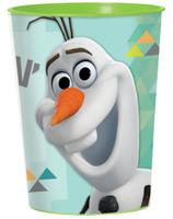 Disney Olaf 16 oz. Plastic Cup