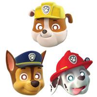 PAW Patrol Paper Masks (8)
