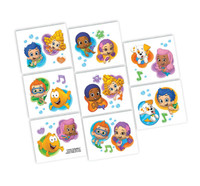 Bubble Guppies Tattoos (8)