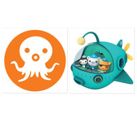 The Octonauts Tattoos