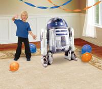 Star Wars R2D2 AirWalker Foil Balloon