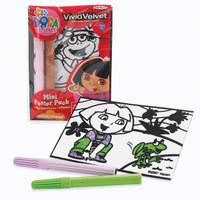 Dora the Explorer Mini Velvet Poster Packs