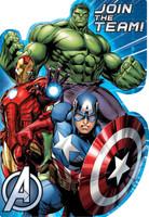 Avengers Assemble Invitations (8)