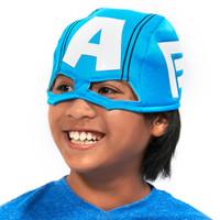 Avengers Assemble Captain America Deluxe Hat