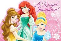Disney Very Important Princess Dream Party Invitations (8)