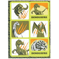 Dinosaurs Sticker Sheets