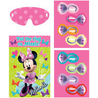 Disney Minnie Mouse Bowtique Party Game