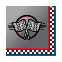 Racing Beverage Napkins