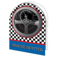 Racing Invitations