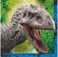 Jurassic World Lunch Napkins