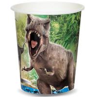 Jurassic World 9 oz. Paper Cups (8)