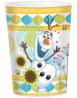 Disney Frozen Fever 16 oz. Plastic Cup