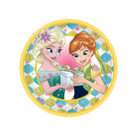 Disney Frozen Fever Dessert Plates (8)