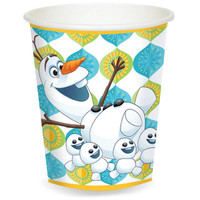 Disney Frozen Fever 9 oz. Paper Cups (8)