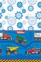 Tonka Plastic Tablecover