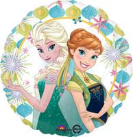 Disney Frozen Fever Foil Balloon