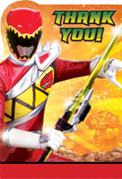 Power Rangers Dino Charge Thank-You Notes (8)