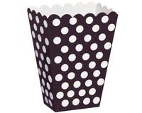 Black Dot Treat Boxes