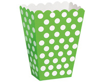 Green Dot Treat Boxes