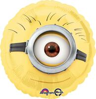 Minions Despicable Me - Minion Foil Balloon