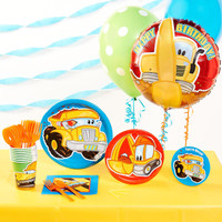 Construction Pals Basic Party Pack