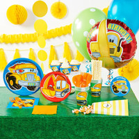 Construction Pals Super Deluxe Party Pack