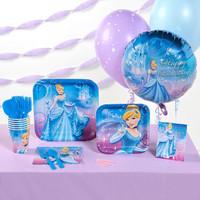 Disney Cinderella Basic Party Pack