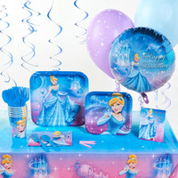 Disney Cinderella Deluxe Party Pack