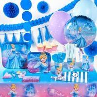 Disney Cinderella Super Deluxe Party Pack