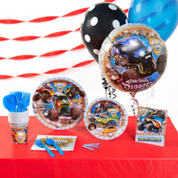Monster Jam 3D Basic Party Pack