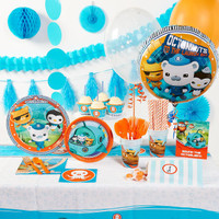The Octonauts Super Deluxe Party Pack