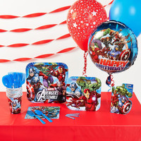 Marvel Avengers Assemble Basic Party Pack