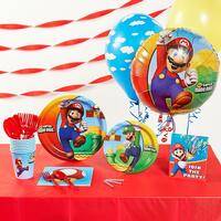 Super Mario Brothers Basic Party Pack