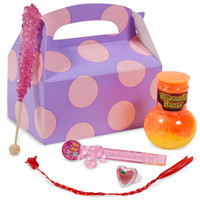 Birthday Girl Sweets Filled Party Favor Box