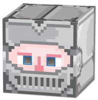 Knight 8-Bit Box Head