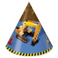 Construction Cone Hats