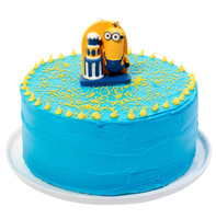 Minions Despicable Me Birthday Candle Set