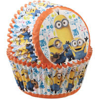 Minions Despicable Me Baking Cups