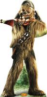 Star Wars Chewbacca Standup - 6' Tall