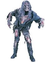 Complete 3-D Zombie Teen Costume