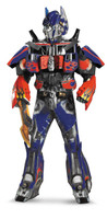 Transformers 3 Dark Of The Moon Movie - Optimus Prime 3D Theatrical W/ Vacuform Adult Costume